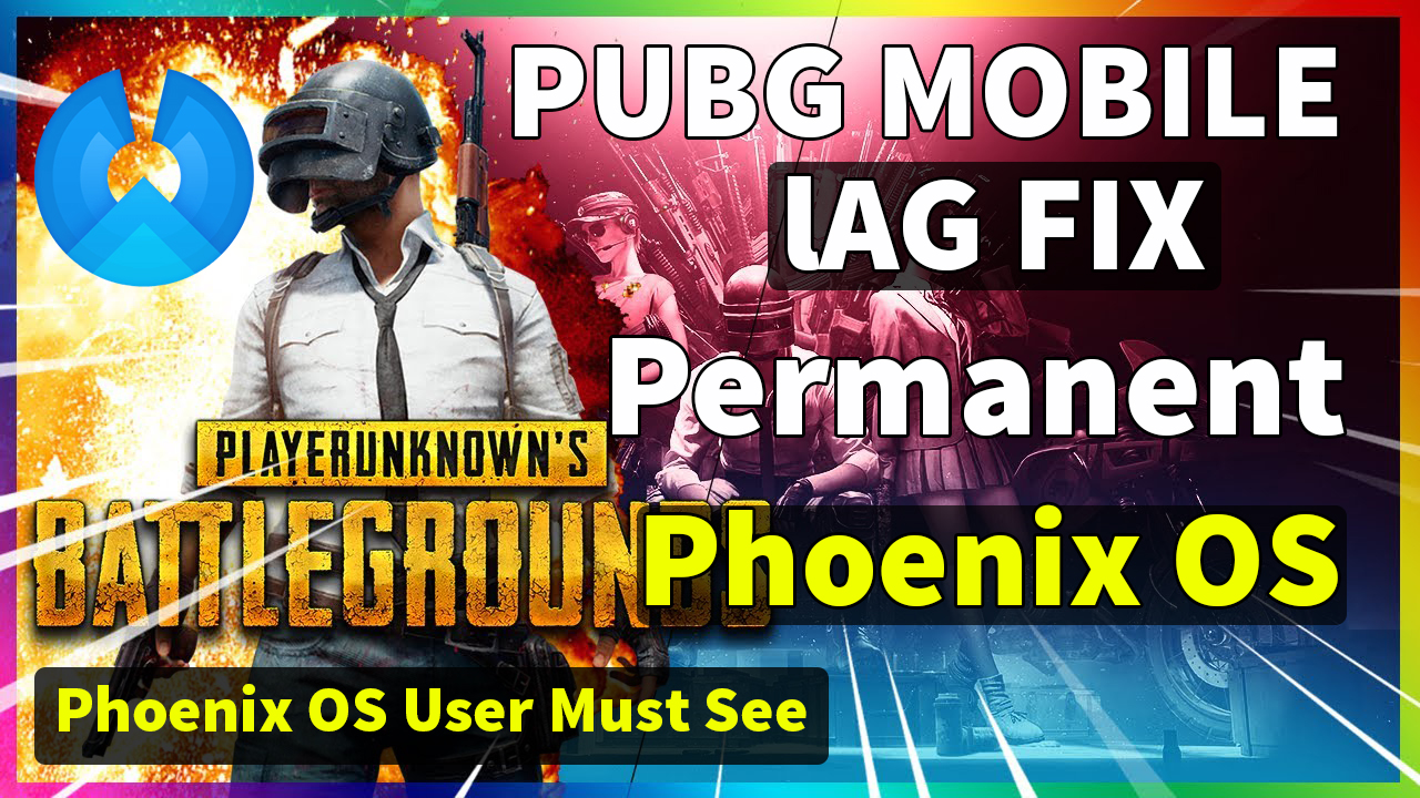 Permanent Lag Fix Phoenix OS Pubg Mobile, Install prime os Kernel in