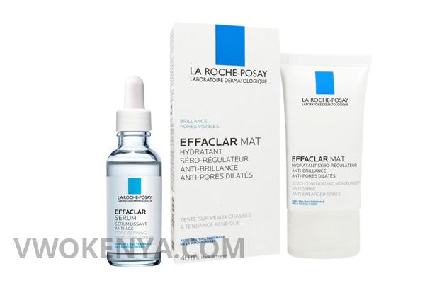 Kem dành cho da nhạy cảm, da mụn và da dầu La Roche Posay