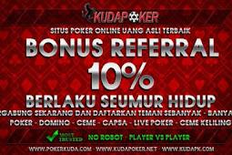 KUDAPOKER Situs Judi Poker Terpercaya Di Indonesia
