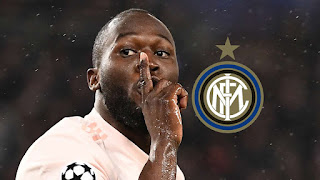 Inter Finally Complete €80m Signing Of Lukaku From Man UTD