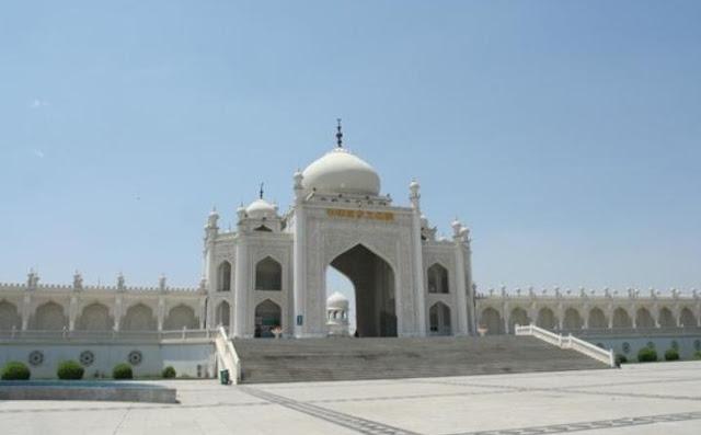 China Bangun Kota Islam Terbesar di Dunia