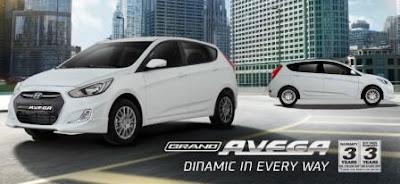 Hyundai - Avega - Mobil Bekas 100 jutaan