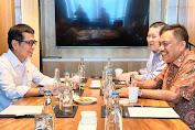 Gubernur OD dan Menteri Wishnutama Bersama Bahas Pariwisata