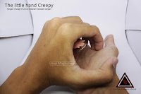 Jual The Little Hand Creepy Magic