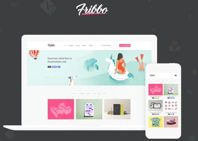 Free Download envato elements fribbo