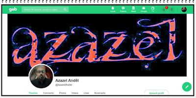 Gab - Profil Anděla Azazela