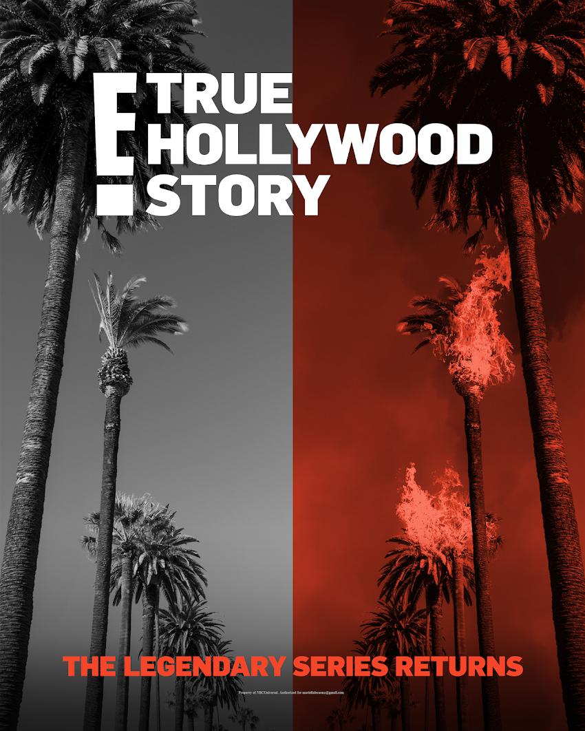 [Comunicado de Prensa] E! True Hollywood Story Regresa
