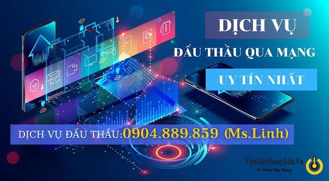 Địa chỉ cung cấp dịch vụ đấu thầu qua mạng hàng đầu hiện nay