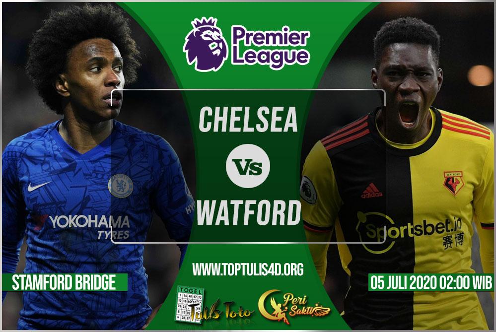 Prediksi Chelsea vs Watford 05 Juli 2020