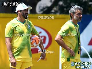 Pablo Sánchez y Cristian Micheli - Oriente Petrolero - DaleOoo