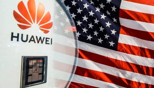 Huawei has enough reserves for two years of American chips
