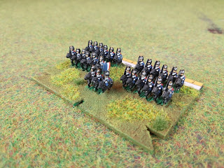 6mm Cavalry figures by Baccus