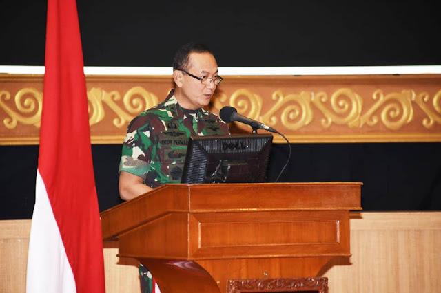 Rakornis Bintal TNI 2019 Melahirkan Pemikiran Cerdas