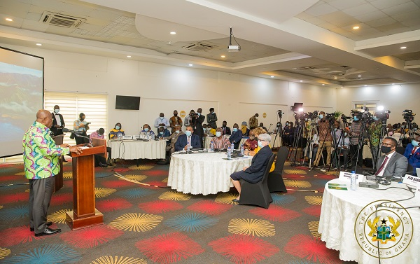 """""""Critiquing The Work Of Journalists Not An Attack On Media Freedom"""" – President Akufo-Addo"""