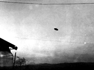 Trent UFO