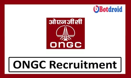 ONGC Recruitment 2021 Apply Online for ONGC India Jobs