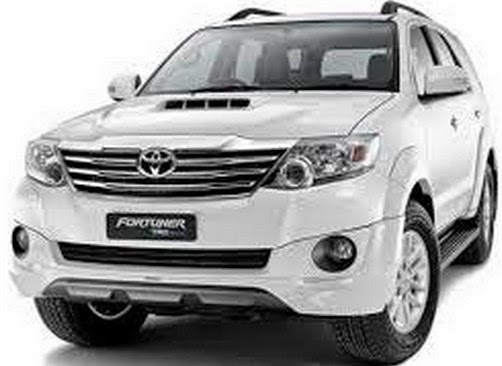 New Fortuner 2.5 G A/T TRD