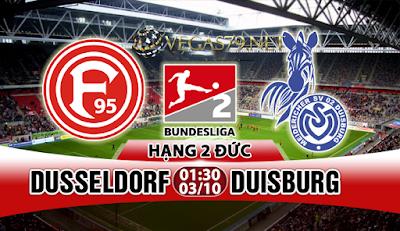 Nhận định, soi kèo nhà cái Dusseldorf vs Duisburg