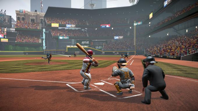 Super Mega Baseball 3 Free Download PC Game Cracked in Direct Link and Torrent. Super Mega Baseball 3 – Run up the score in a relaxed slugfest or push the limits of your reflexes in this refined baseball simulator. The third entry in the series features an…