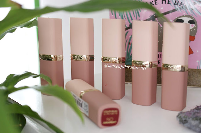 Loreal Color Rich nude notino