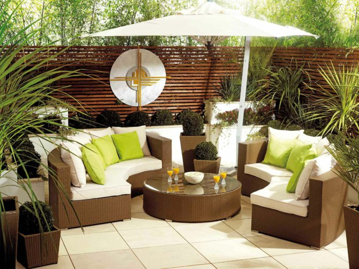 Clever Ideas For Ikea Garden Furniture