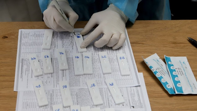 Κορωνοϊός Αργολίδα: Τι έδειξαν τα rapid test της Δευτέρας 31/8 σε Ναύπλιο, Άργος και Ίρια