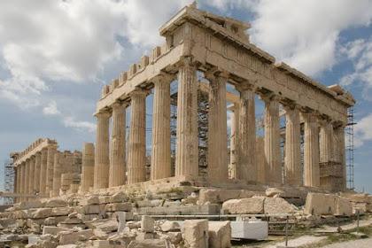 Rupa Arsitektur Yunani Kuno