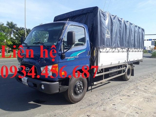 Hyundai HD110s thùng bạt