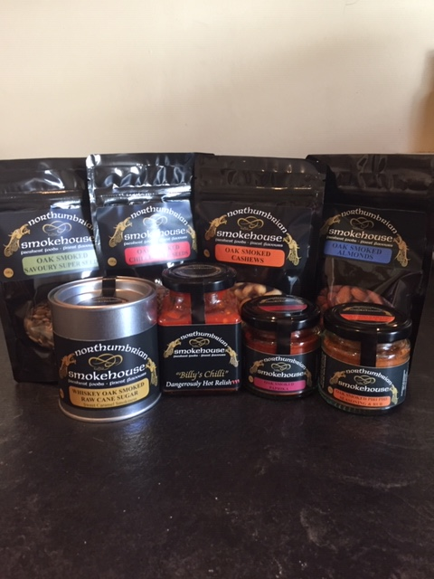North East Father's Day Gift Ideas (Delivered)  - Northumbrian smokehouse