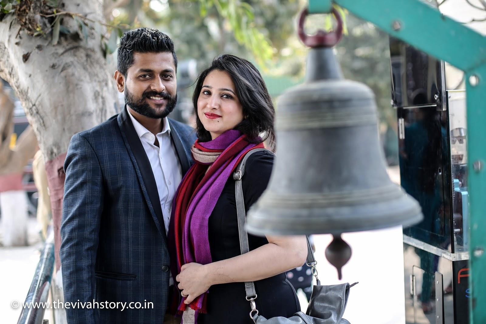 Ratish & Parul - Pre Wedding Shoot in Delhi