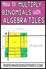 x^2+5x+6 factored using algebra tiles