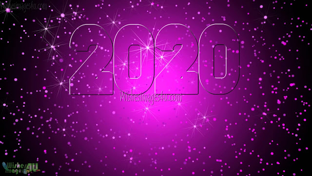 Happy New Year 2020 hd Sparkling Photos Download free