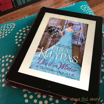 Book Review: Devil in Winter by Lisa Kleypas | About That Story