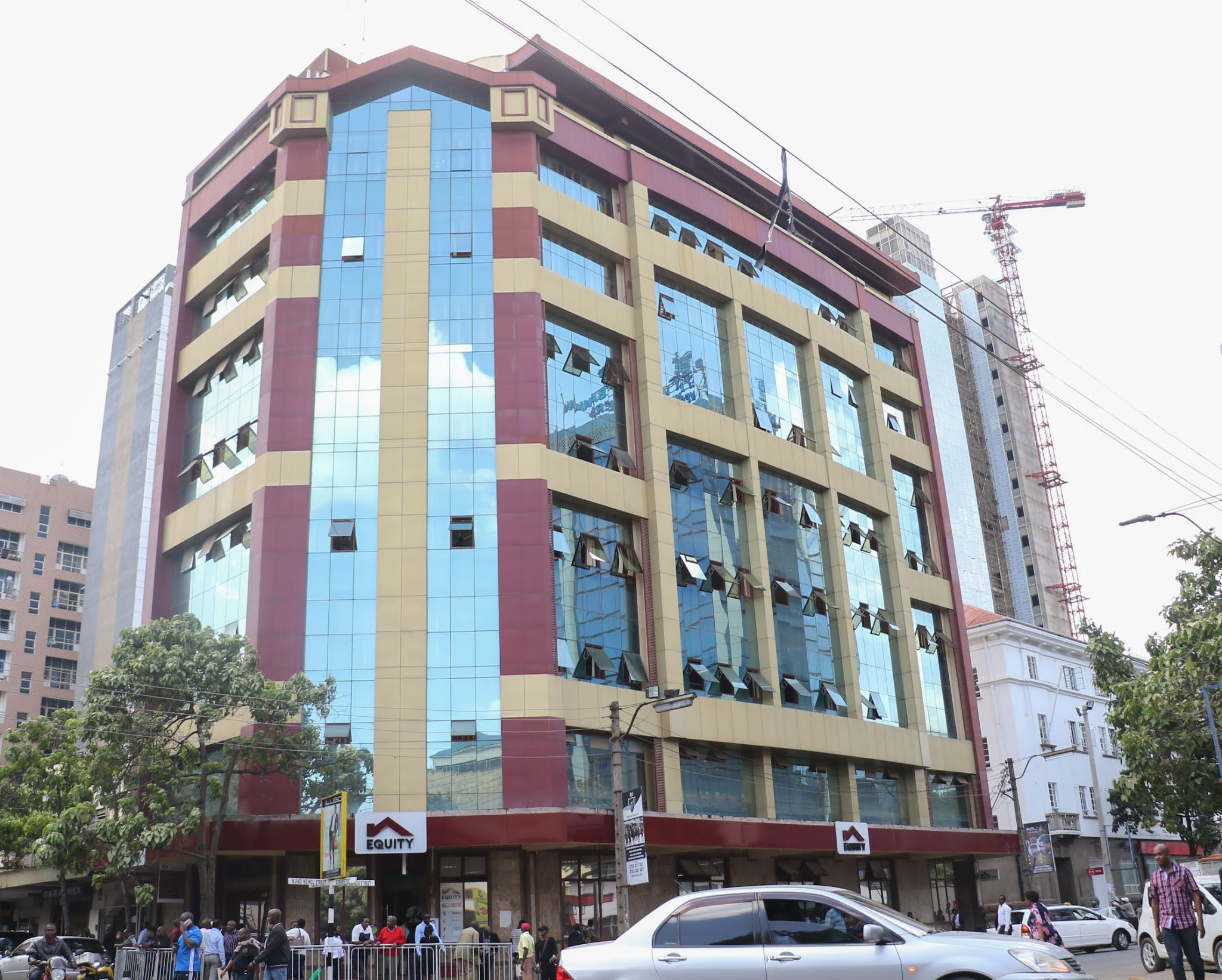 Equity Centre, Nairobi