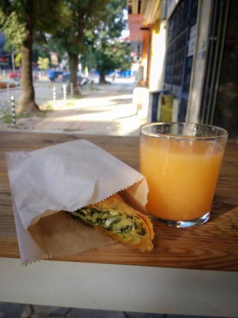 Breakfast at Furna; Sofia, Bulgaria