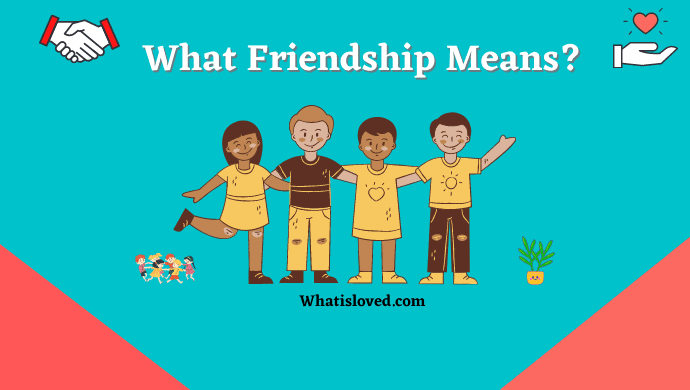 What Friendship Means? | What Are The Types Of Friendship?