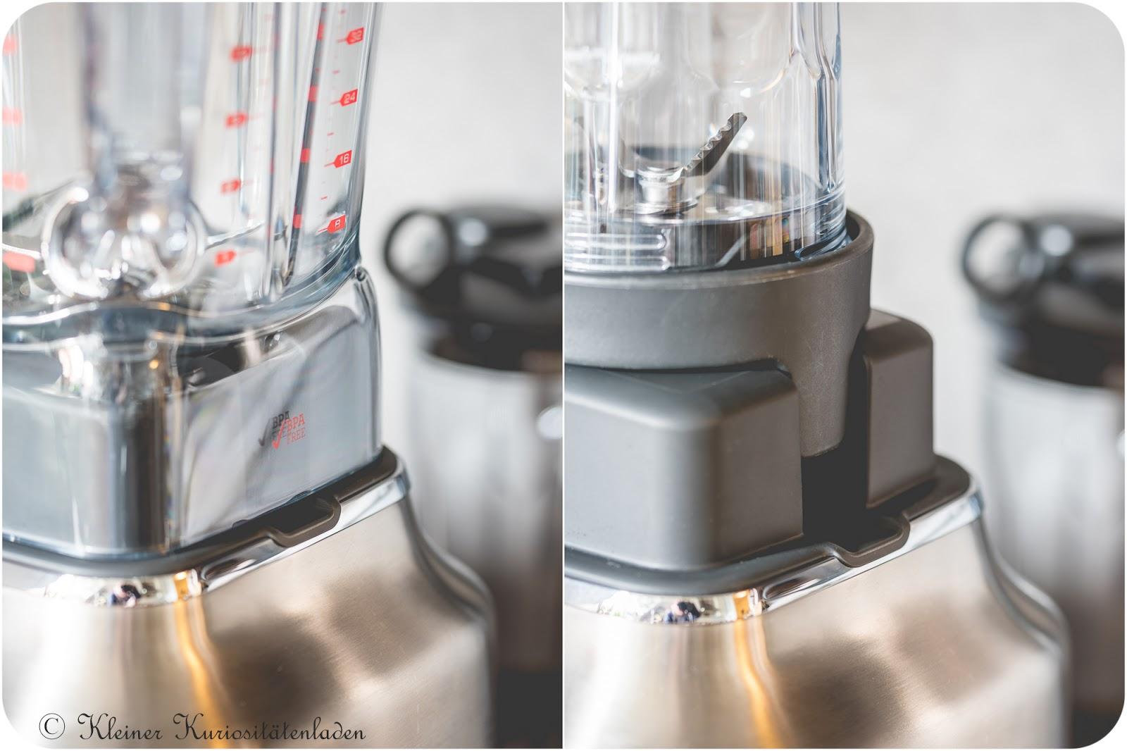 Ablaufrinne des Super Q von Sage Appliances