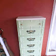 CRAIGSLIST LINGERIE CHEST TURNED JEWELRY CABINET