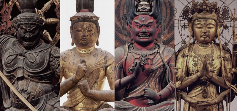 12 Principais Deuses e Deusas Japoneses