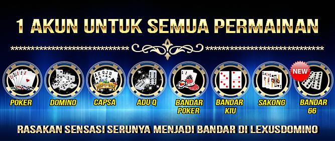 Lexusdomino -  Situs Agen Domino Online dan Poker Online