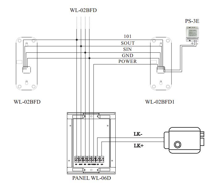 Surprising Genway Intercom Wiring Diagram Wiring Digital Resources Sulfshebarightsorg