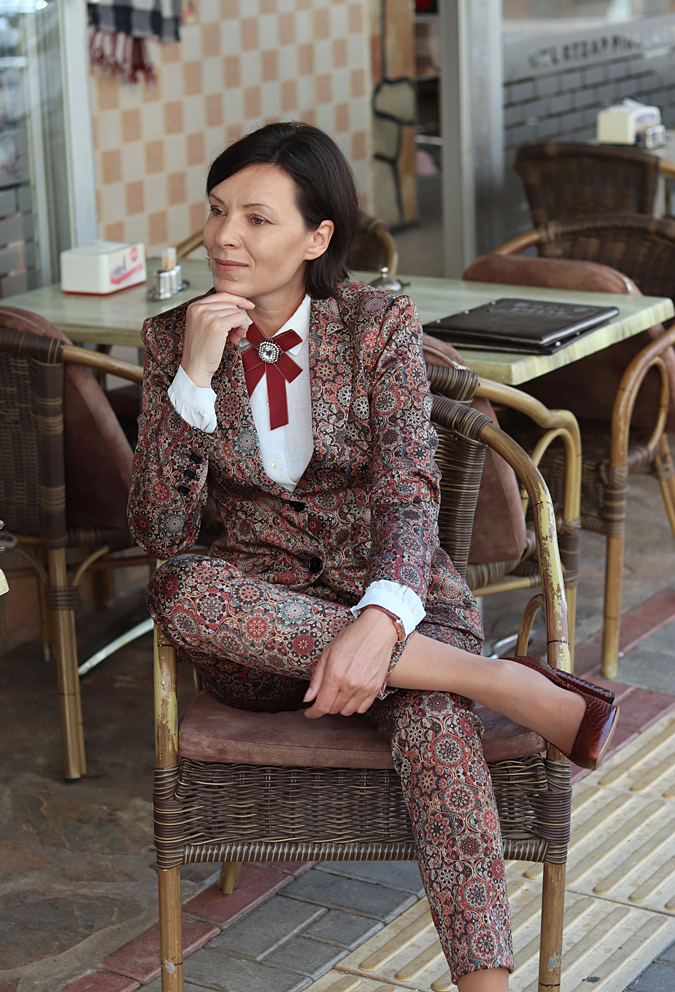 Moda bo biura blog modowy