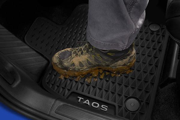 VW Taos ganha linha de acessórios Basecamp nos EUA - fotos