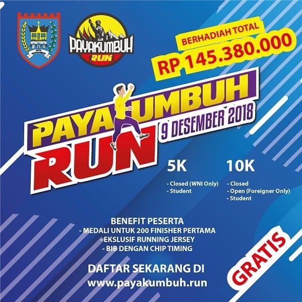Payakumbuh Run • 2018
