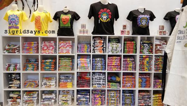 Azatri souvenirs - Negros Showroom