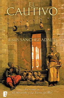 El cautivo Jesús Sánchez Adalid