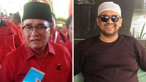 Mati-matian Bela Pemerintah Soal Kritikan Kader PDIP, Sentilan Gus Umar ke Ruhut Nusuk Banget