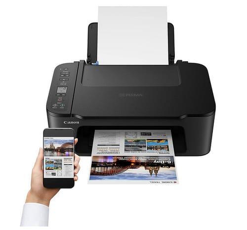 Canon PIXMA TS3520 Compact Wireless Printer