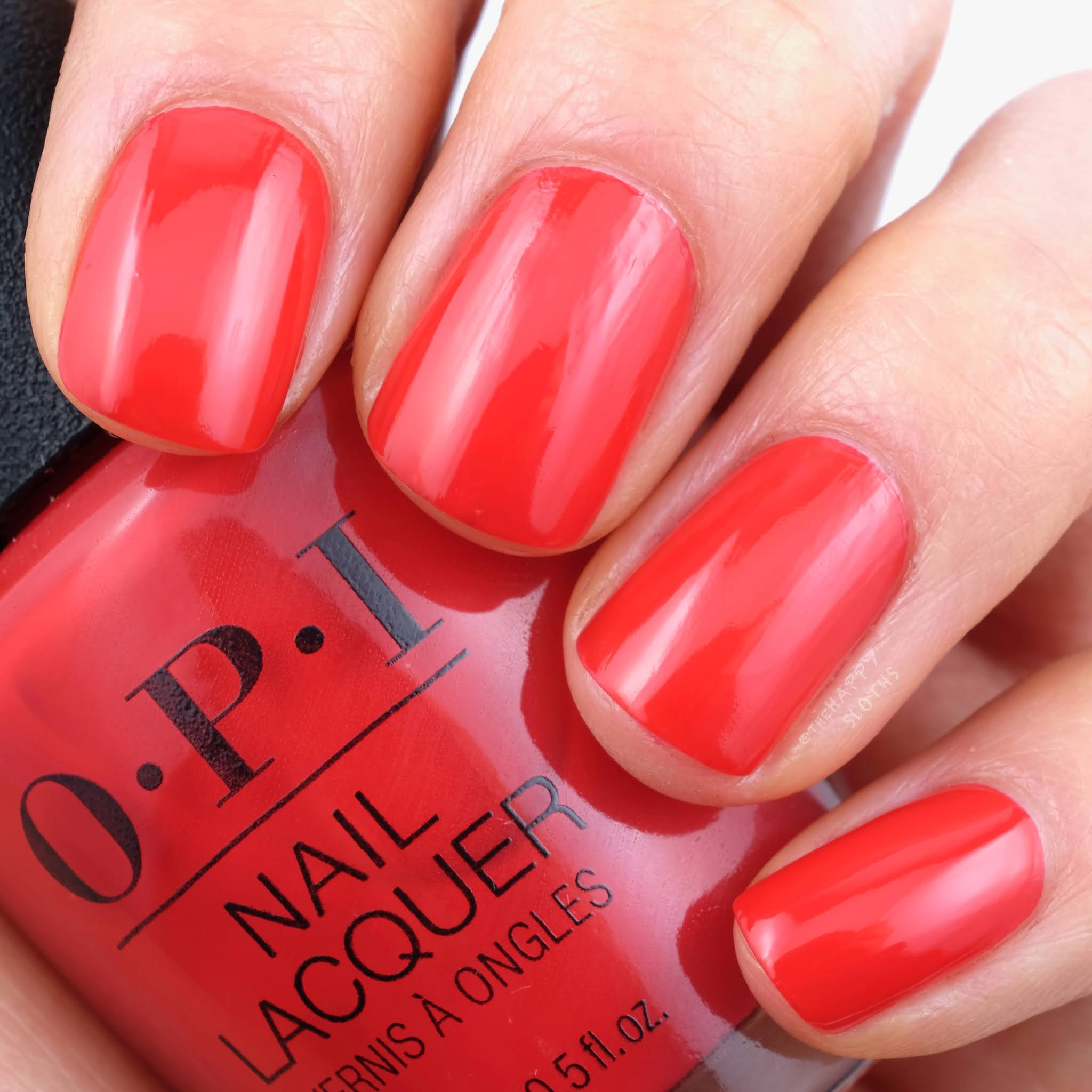 OPI | Spring 2021 Hollywood Collection | Emmy, Have You Seen My Oscar?: Review and Swatches