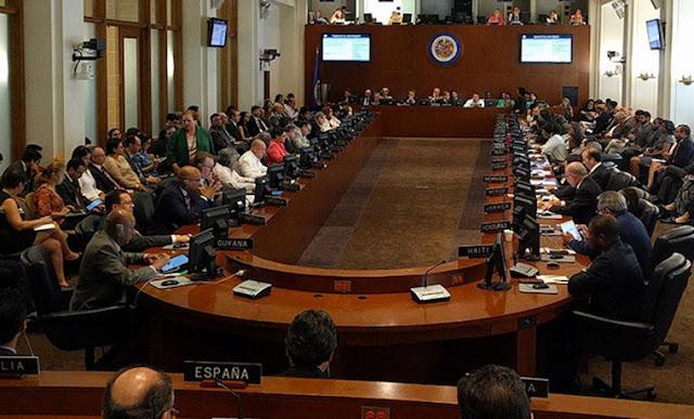 """OEA discutirá la crisis venezolana en sesión """"extraordinaria"""" este viernes"""